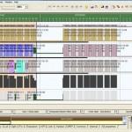 Resursu Ganto diagrama - LEAN sistema, Asprova